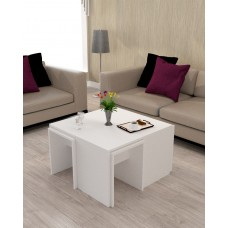طاولة وسط SHCT03 ابيض