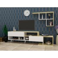 طاولة تلفزيون SHTV25 لونين2