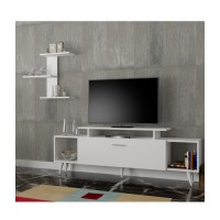 طاولة تلفزيون SHTV11 ابيض