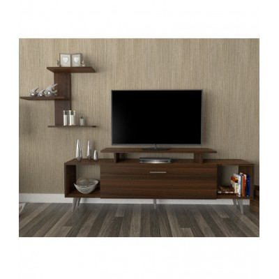 طاولة تلفزيون SHTV11 بني