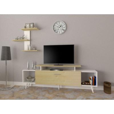 طاولة تلفزيون SHTV11 لونين