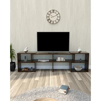 طاولة تلفزيون SHTV16 بني