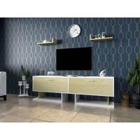 طاولة تلفزيون SHTV30 لونين2