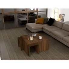 طاولة وسط SHCT03 بني