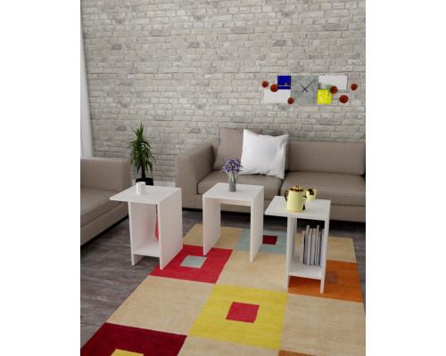 طاولة وسط SHCT16 ابيض