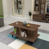 طاولة وسط SHCT21 بني