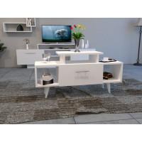طاولة وسط SHCT11 ابيض