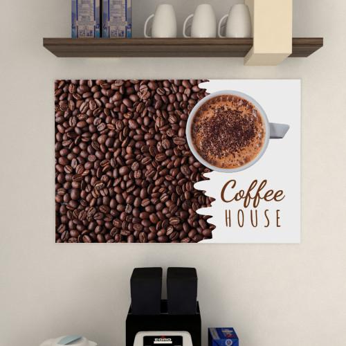 لوحة ركن قهوة SHL7C13