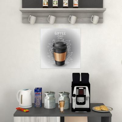 لوحة ركن قهوة SHL7C6