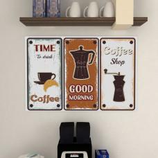 لوحة ركن قهوة SHL7C7