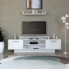 طاولة تلفزيون SHTV03 ابيض