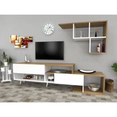 طاولة تلفزيون SHTV25 لونين
