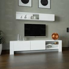 طاولة تلفزيون SHTV41 ابيض