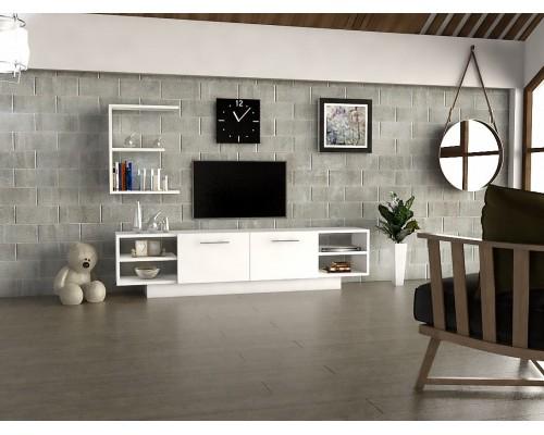 طاولة تلفزيون SHTV12 ابيض