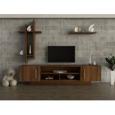 طاولة تلفزيون SHTV15 بني