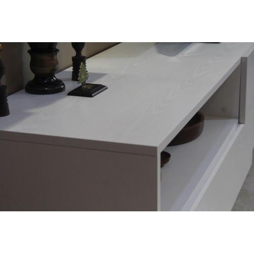 طاولة تلفزيون SHTV05 ابيض