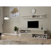 طاولة تلفزيون SHTV26 لونين2