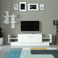 طاولة تلفزيون SHTV29 ابيض