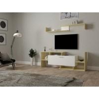 طاولة تلفزيون SHTV31 لونين2